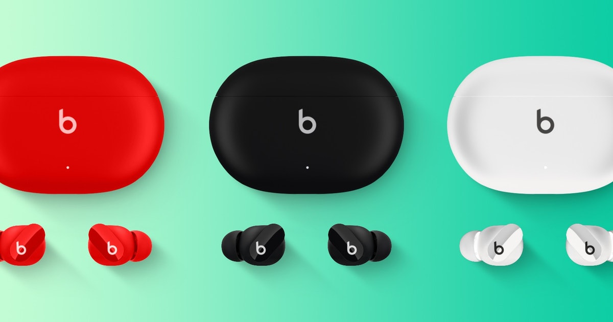 Apple accidentally leaked the Beats Studio Buds  an alternative to the AirPods for people who don t want to be sheeple