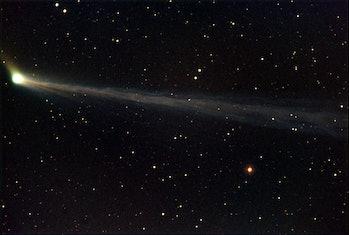 Comet C/2002 T7