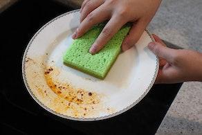 Plant-Based Scrub Sponge