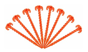 Tzt Canopy Tent Stakes (Set Of 8)