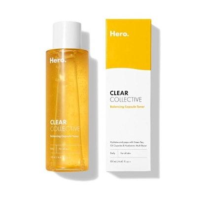 Hero Cosmetics Clear Collective Balancing Capsule Toner