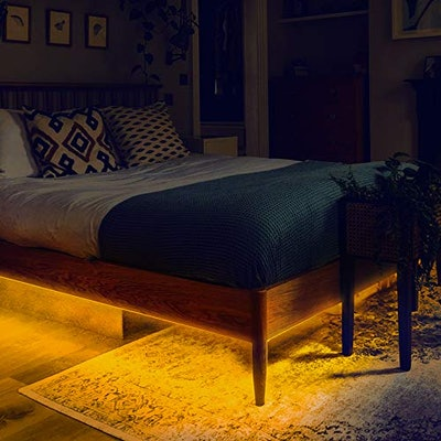 GZBtech Under Bed Lighting with Motion Sensor