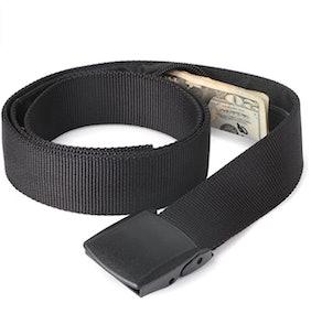 JASGOOD Money Belt with Hidden Pocket