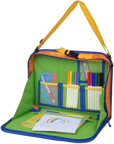 My Specialty Kids Shop Kids Backseat Travel Tray Organizer