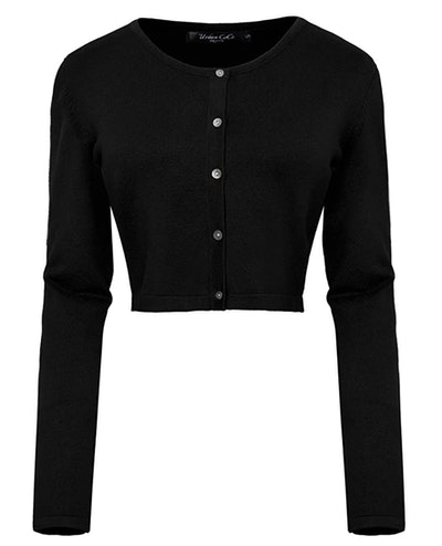Urban CoCo Store Cropped Cardigan