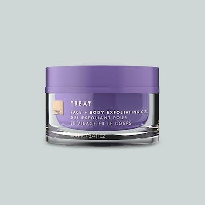 Face & Body Exfoliating Gel