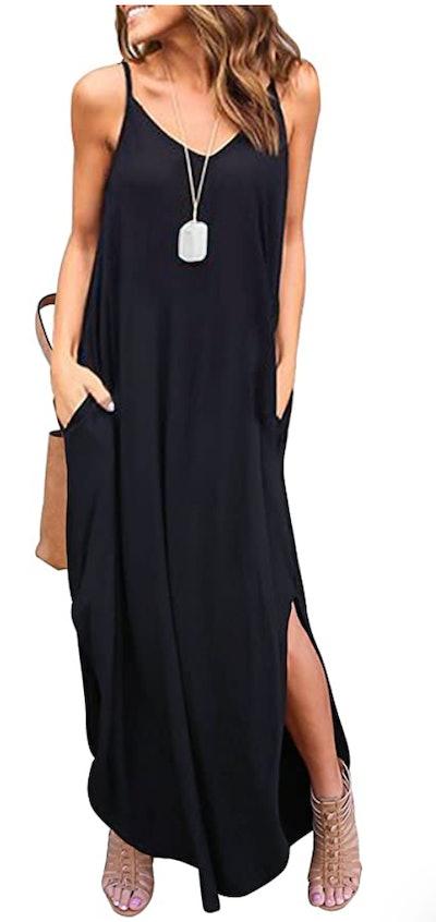 HUSKARY Cami Maxi Dresses