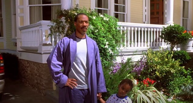 Eddie Murphy stars in the 2003 film, 'Daddy Day Care.'