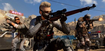 Call of Duty Warzone Wraith