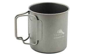 TOAKS Titanium Cup, 450 ml.