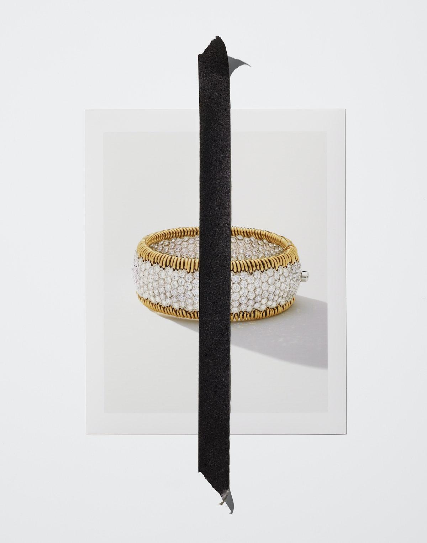Tiffany & Co. Schlumberger bracelet.