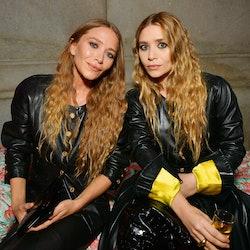 NEW YORK, NEW YORK - MAY 06: Mary-Kate Olsen and Ashley Olsen attend The 2019 Met Gala Celebrating C...