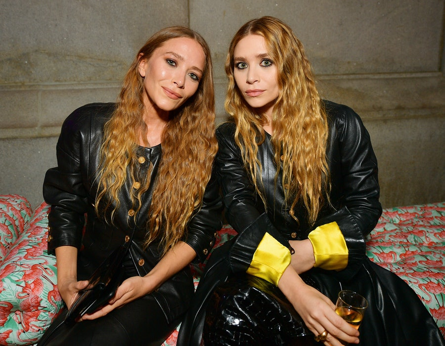 NEW YORK, NEW YORK - MAY 06: Mary-Kate Olsen and Ashley Olsen attend The 2019 Met Gala Celebrating Camp: Notes on Fashion at Metropolitan Museum of Art on May 06, 2019 in New York City.