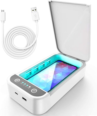 Roadview UV Light Phone Sanitizer Box