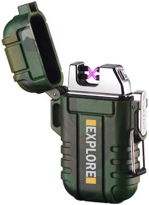lcfun Waterproof Rechargeable Lighter