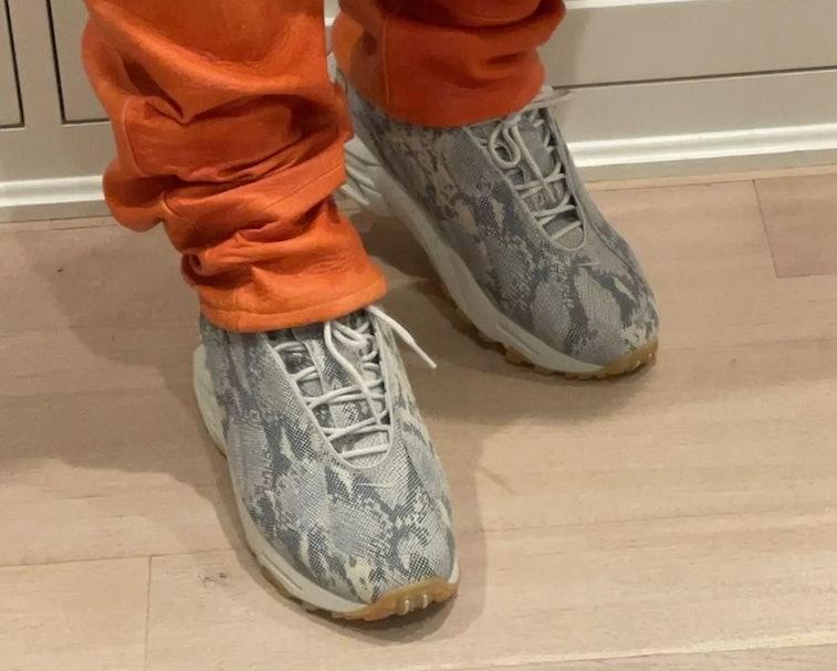 NOCTA x Nike Hot Step Air Terra sneakers