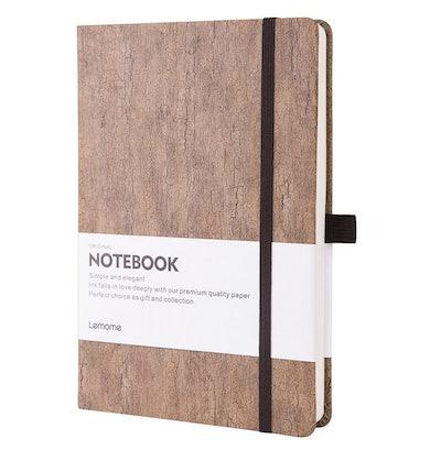Lemome Cork Hardcover Dot Grid Notebook