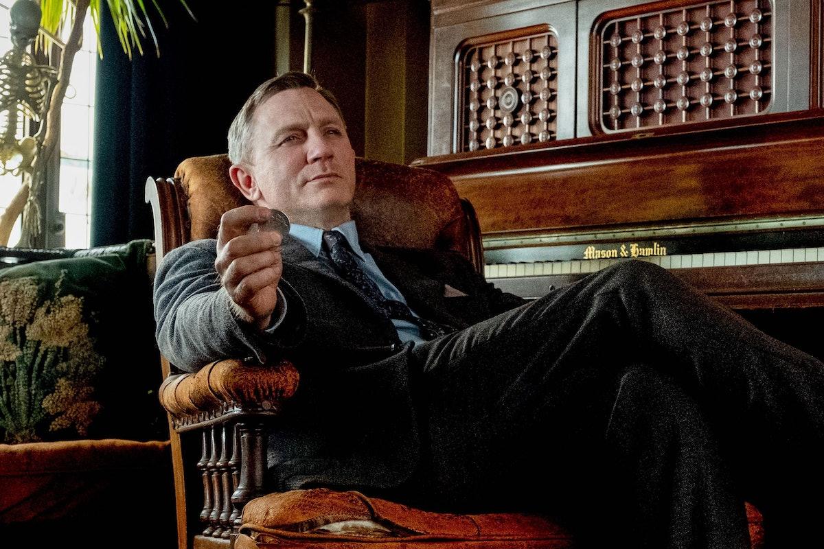 Daniel Craig as Dectective Benoit Blanc in Knives Out