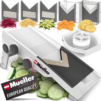 Mueller Austria Multi Blade Adjustable Mandoline