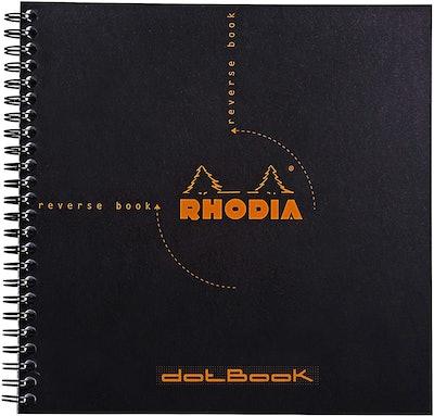 Rhodia Reverse Book & Dot Book