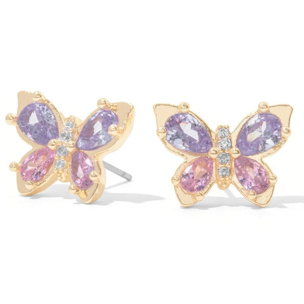 Butterfly Crush Earrings