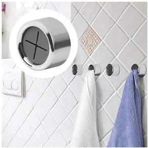 SUMAJU Kitchen Towel Hooks (3 Pieces)