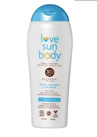 SPF 30 Fragrance-Free