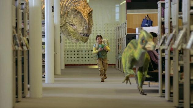 'Dino Dana' was developed as a follow up to the 'Dino Dan' series.