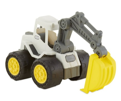 Dirt Diggers 2-in-1 Excavator with Removable Shovel