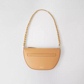 Mini Leather Zip Olympia BagPrice $1,550.00