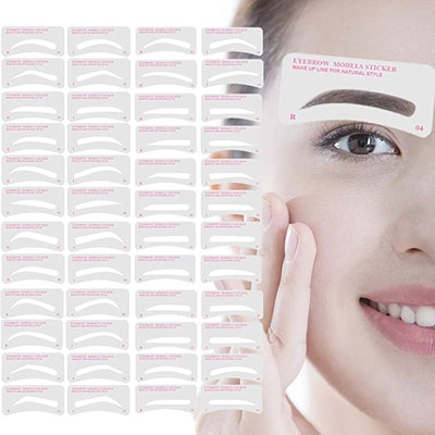 Donees Eyebrow Stencil (24-Pack)