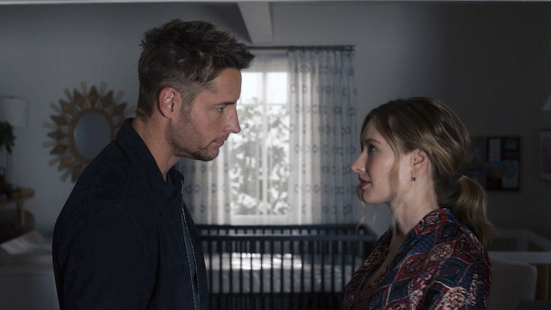 Kevin and Madison on This Is Us via the NBC press site
