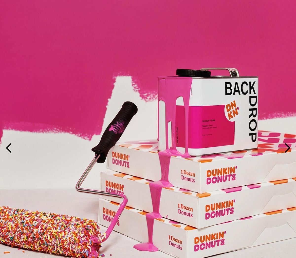 Dunkin' Pink