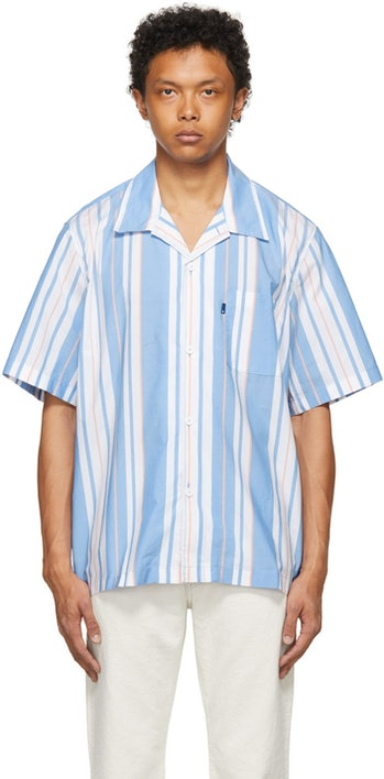 Levi's Made & Crafted Relaxed Camp Shirt