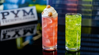 Disneyland's Avengers Campus is serving up on-theme food and drinks.