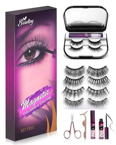 Bisutang Magnetic Eyelashes (6-Pack)