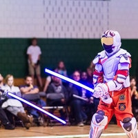 How the Star Wars fandom turned an iconic weapon into competitive sport