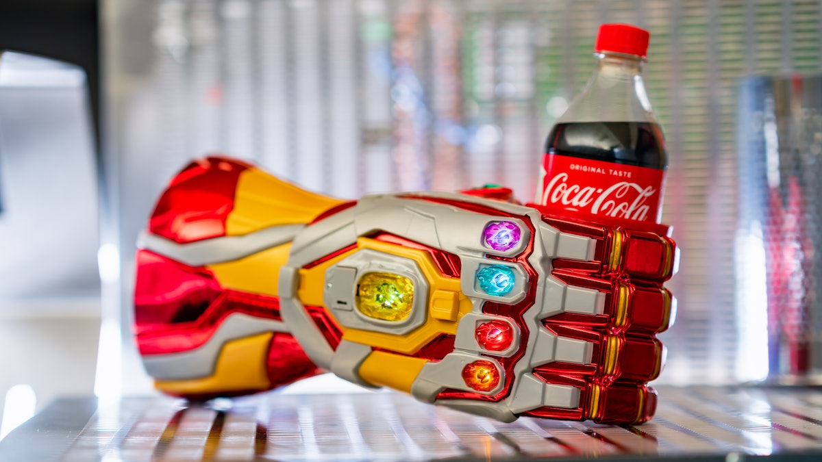 Disneyland's Avengers Campus is serving up the coolest menu.