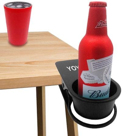 YOY Desk Side Beverage Clip
