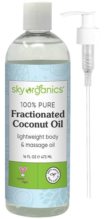 Sky Organics Fractionated Coconut Oil
