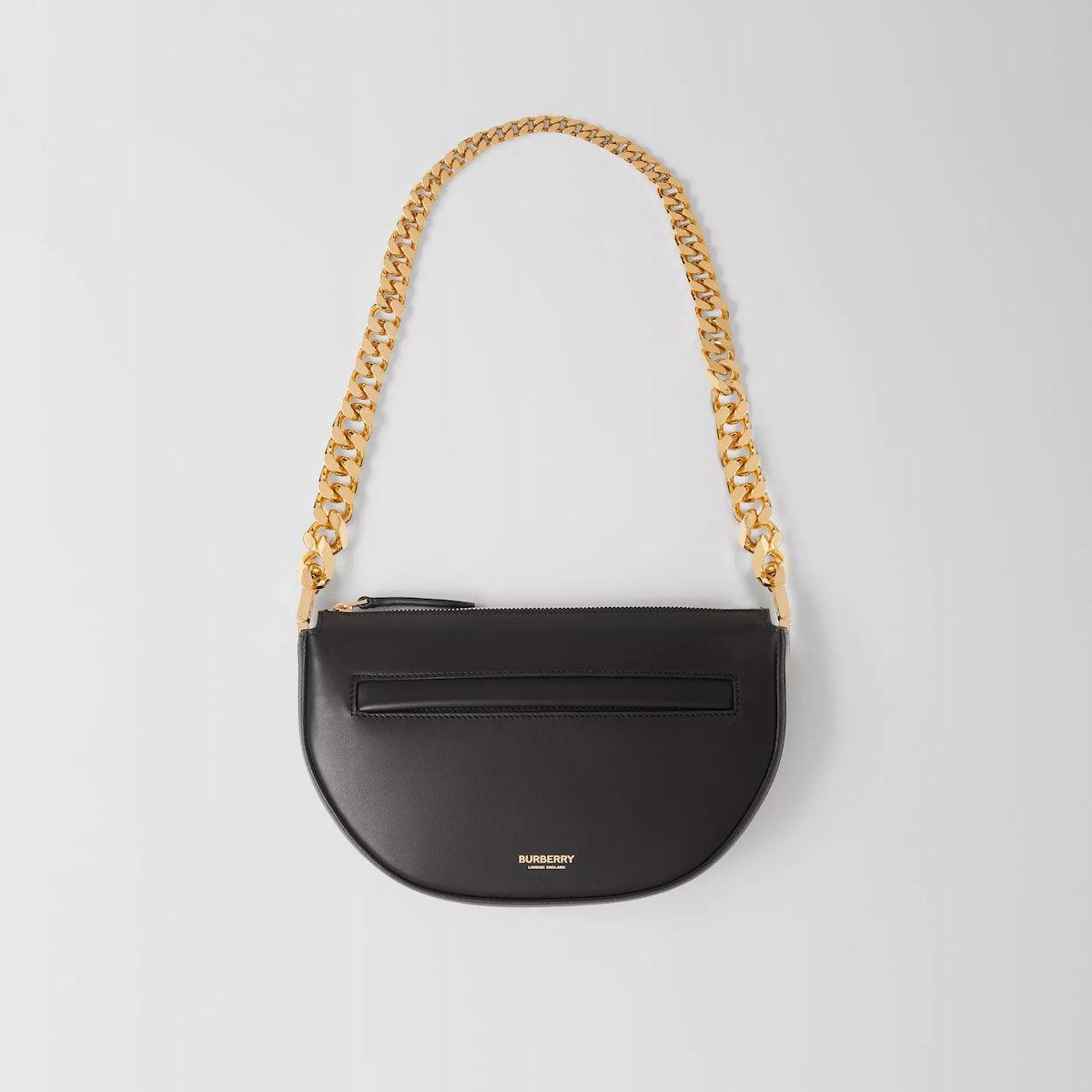 Mini Leather Olympia Bag