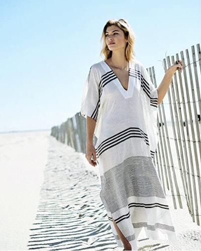 Bsubseach Maxi Caftan Swimsuit Cover-Up