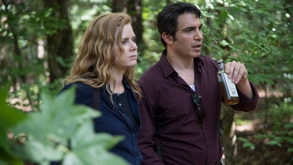 Like 'Mare of Easttown,' 'Sharp Objects' follows a woman's investigation into local hometown murders and disappearances. Photo via HBO