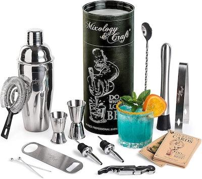 Mixology Bartender Kit (14-Piece)