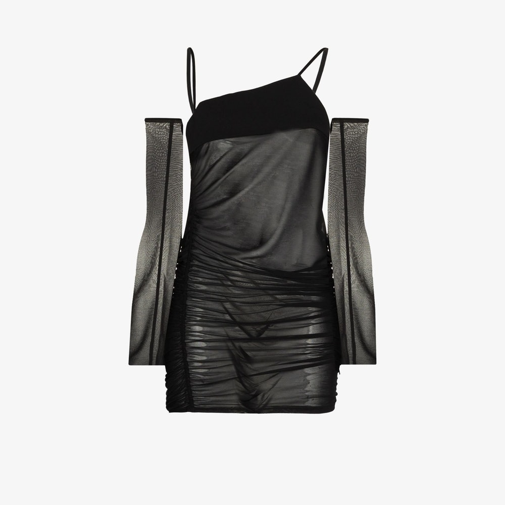 Ruched Bra Top