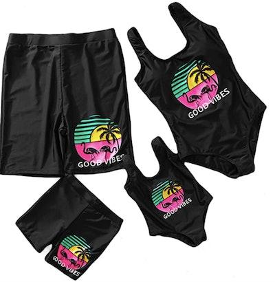 IFFEI Family Swimwear