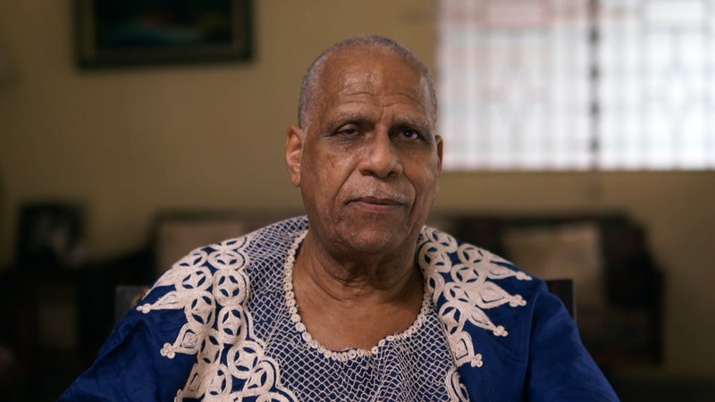 Bernard Coard, teacher, activist, & writer of the seminal book 'How The West Indian Child is made Educationally Sub-normal in the British School System'.