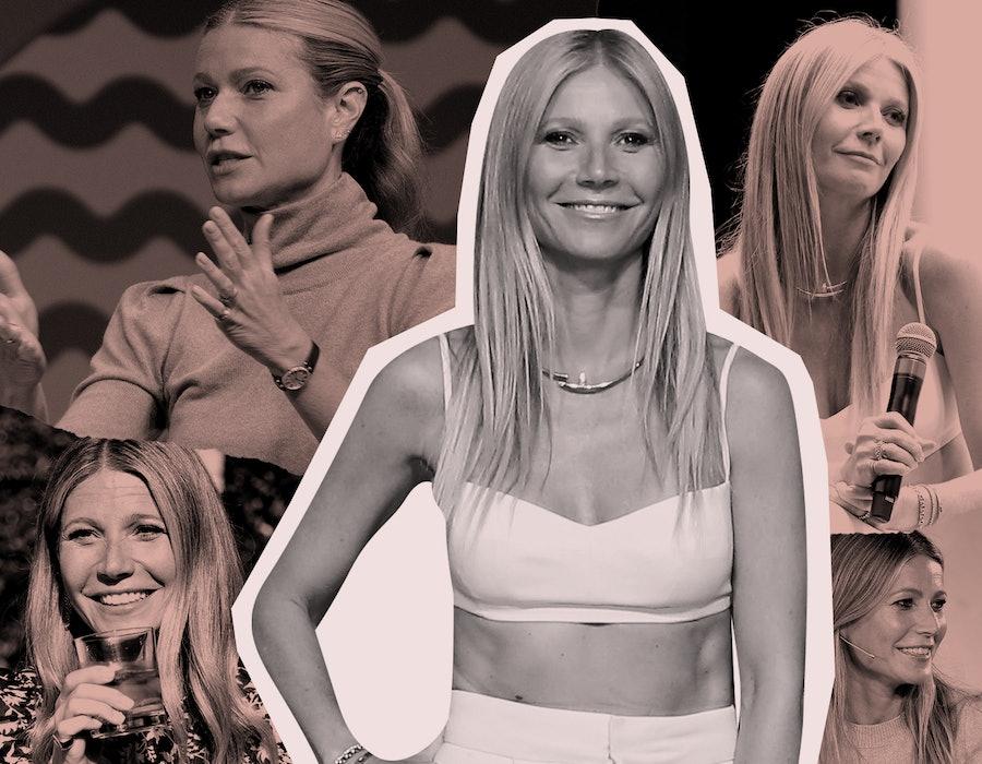 Gwyneth Paltrow relatability