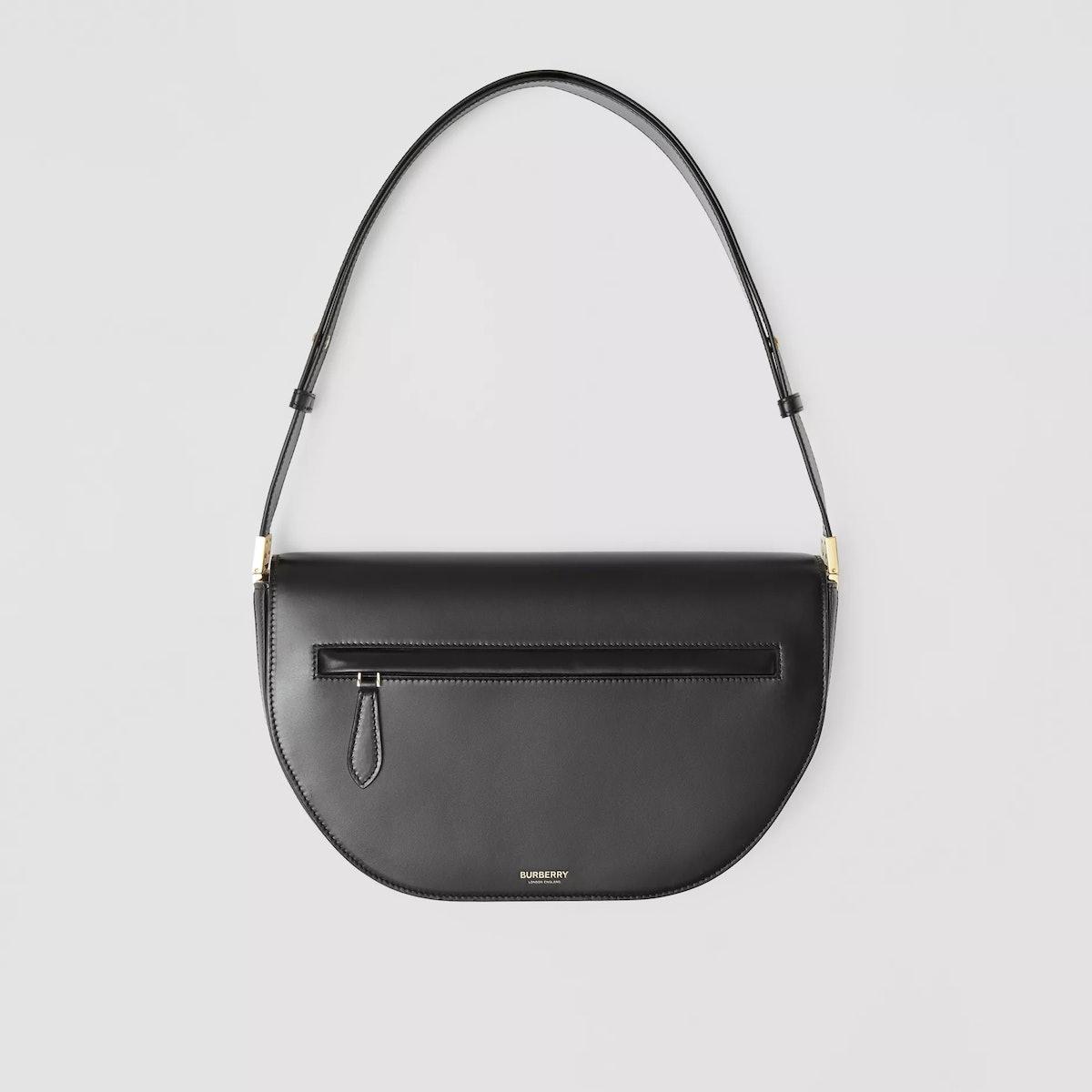 Medium Leather Olympia Bag
