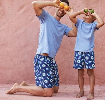 Ocean Blue Citrus Set